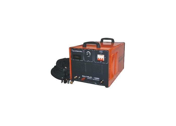 """""""Мультиплаз 15000 """" аппарат создан для воздушно-плазменной резки любых металлов до 50 мм..."""